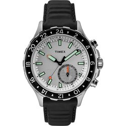 Men's IQ+ Move Multi-Time Zone Full-Size Watch