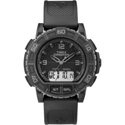 Men's Expedition Full-Size Double Shock Watch