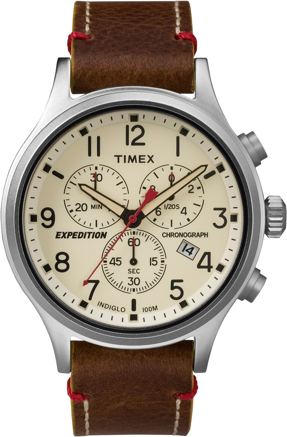 Timex Men's Expedition Full-Size Scout Chronograph Watch