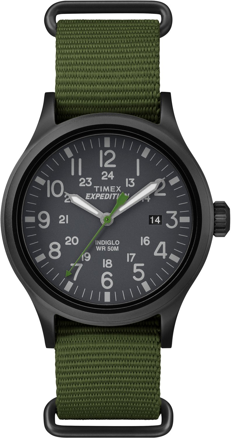 Timex Men's Expedition Full-Size Scout Watch