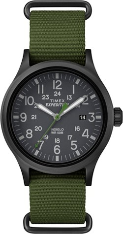Men's Expedition Full-Size Scout Watch