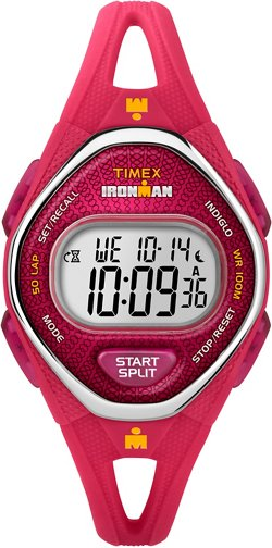 Timex Women's Ironman Sleek 50LP Midsize Watch