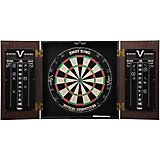 Viper Stadium Steel-Tip Dartboard with Cabinet