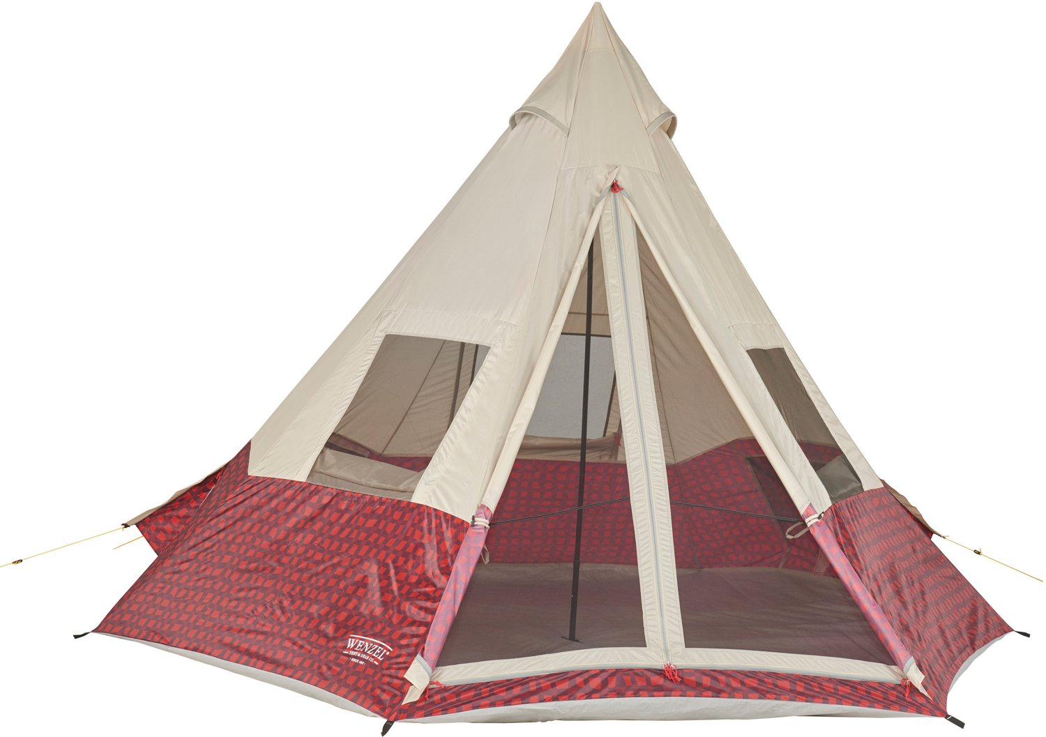 Wenzel Shenanigan 5 Person Teepee Tent - view number 3