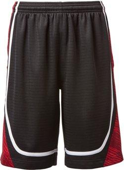 BCG Boys' Print Panel Basketball Shorts