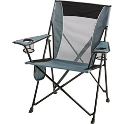 Dual Lock Folding Chair