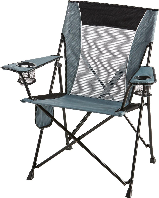 Dual Lock Folding Chair