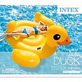 INTEX Mega Duck Island Float