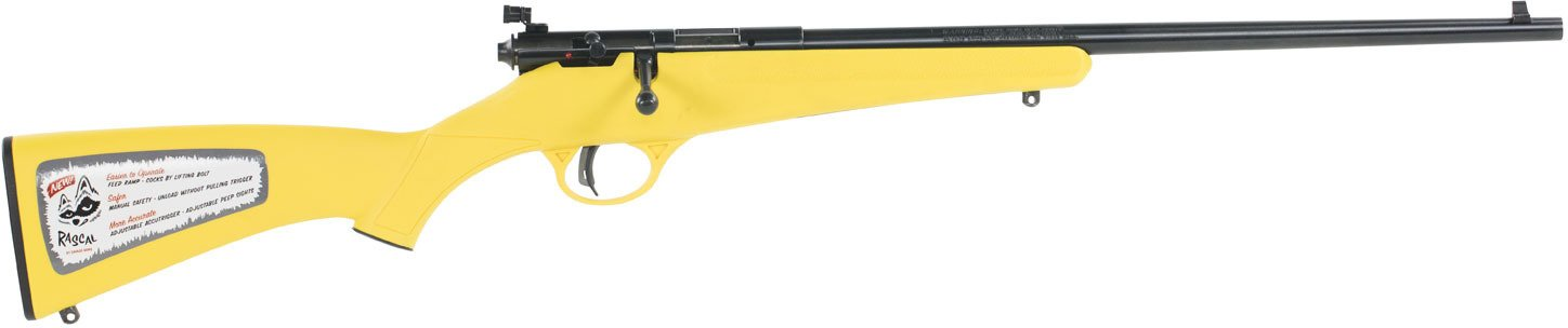 Savage Arms Youth Rascal .22 LR Bolt-Action Rifle - view number 1
