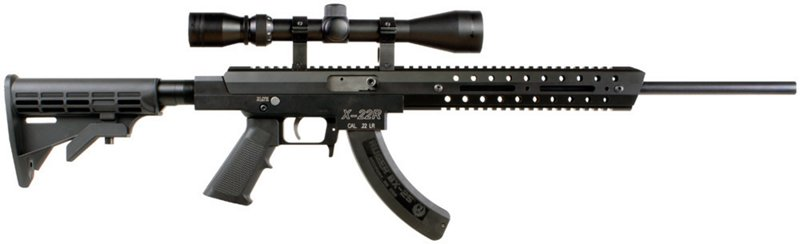 Excel Arms X-Series X-22R Basic .22 LR Semiautomatic Rifle With Scope - Rimfire Rifles at Academy Sports thumbnail