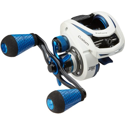 Lew's Custom Inshore Speed Spool SLP Baitcast Reel
