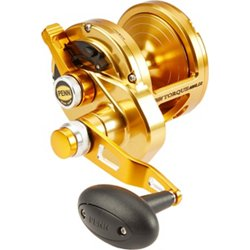 Torque Lever Drag 2-Speed Conventional Reel