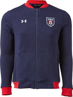 Under Armour Men's USA Bomber Jacket