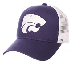 Men's Kansas State University Big Rig 2-Tone Mesh Back Cap