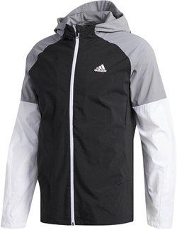 adidas Men's Sport ID Full Zip Hoodie