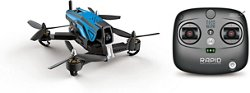 World Tech Toys Elite Rapid 6-Channel 2.4 GHz Brushless RC Racing Camera Drone