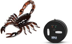 World Tech Toys Scorpion IR Remote Control Critter
