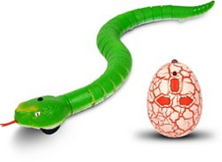 World Tech Toys Snake IR Remote Control Critter