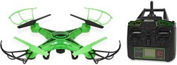 World Tech Toys Striker-X Glow-In-The-Dark 2.4 GHz 4.5-Channel RC HD Camera Drone