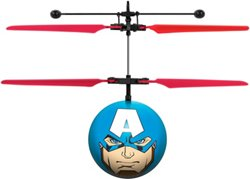 World Tech Toys Marvel Avengers Captain America IR UFO Ball Helicopter