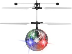 World Tech Toys Comet IR UFO Ball Helicopter
