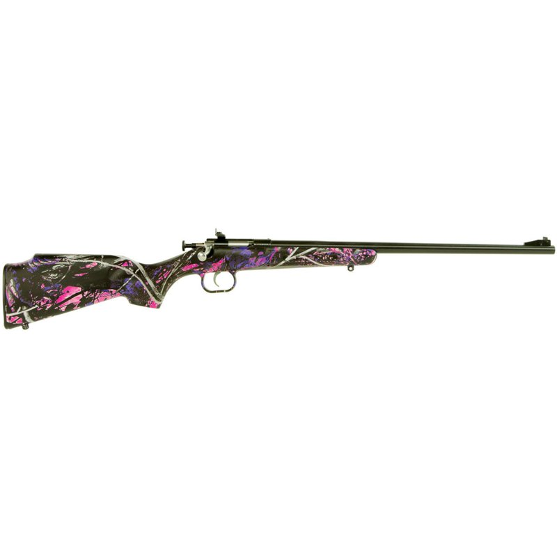 Crickett Youth Single Shot Synthetic Package .22 LR Bolt-Action Rifle - Rifles Rimfire at Academy Sports thumbnail