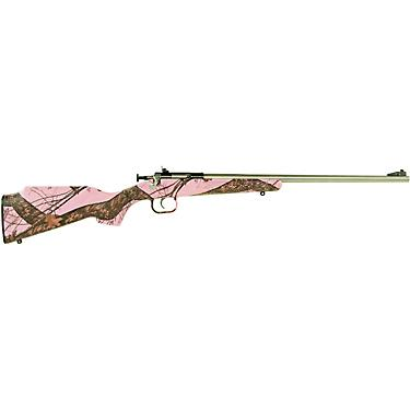 Crickett Youth Synthetic Stock  22 LR Bolt-Action Rifle