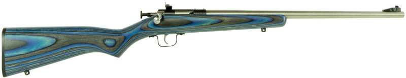 Crickett Youth Single Shot Laminate .22 LR Bolt-Action Rifle - Rifles Rimfire at Academy Sports thumbnail