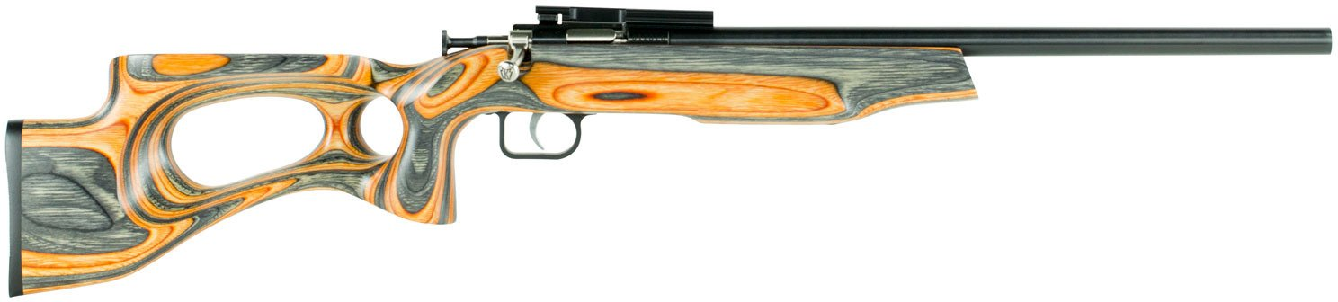 Crickett Youth Single Shot Laminate .22 LR Bolt-Action Rifle - view number 1