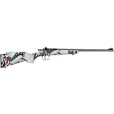 Crickett Youth Synthetic Stock  22 LR Bolt-Action Rifle