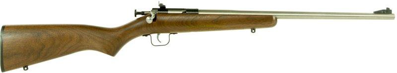 Crickett Youth Single Shot Walnut .22 LR Bolt-Action Rifle - Rimfire Rifles at Academy Sports thumbnail