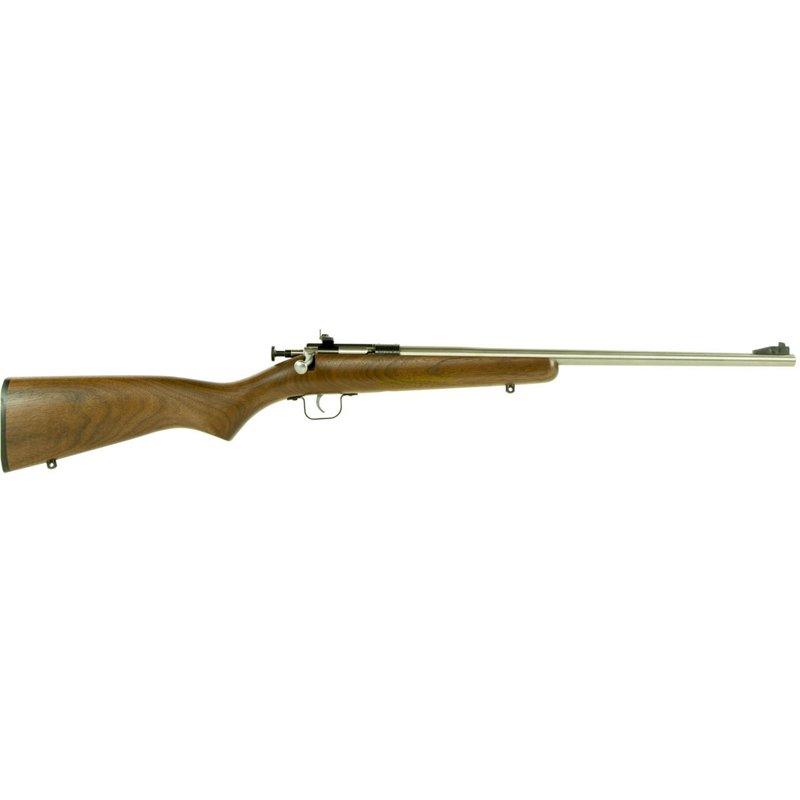 Crickett Youth Single Shot Walnut .22 LR Bolt-Action Rifle - Rifles Rimfire at Academy Sports thumbnail