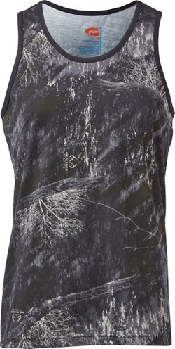 Men's Realtree Swim Tank Top
