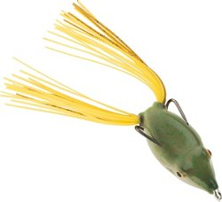 "H2O XPRESS™ 4-1/2"" Hollow-Body Frog Lure"