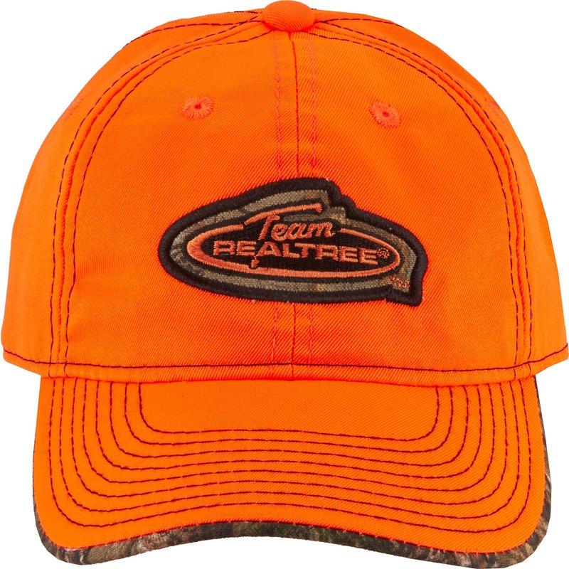 Realtree Men's Team Realtree Logo Cap – Basic Hunting Headwear at Academy Sports