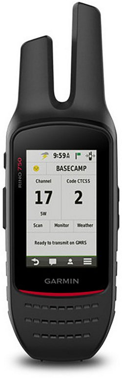 Garmin Rino 750 Portable 2-Way Radio/GPS Navigator