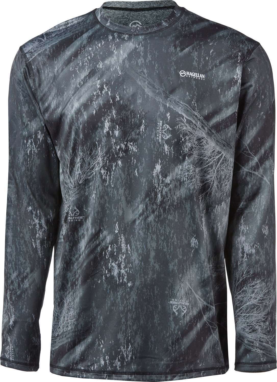 2818559731 Display product reviews for Magellan Outdoors Men s Realtree Fishing  Reversible Long Sleeve T-shirt