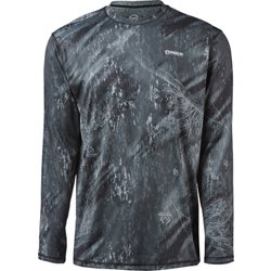 Men's Realtree Fishing Reversible Long Sleeve T-shirt