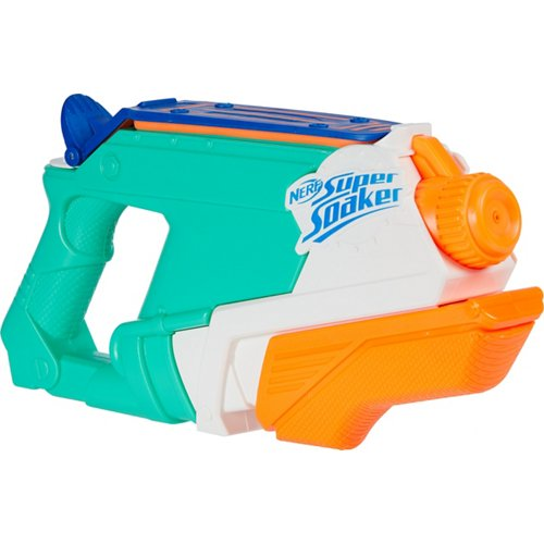 NERF Super Soaker SplashMouth Water Blaster