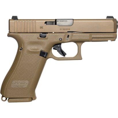 glock 19x gen5 9mm gns pistol academy