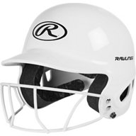 Rawlings Kids' MLB-Style T-ball Batting Helmet with Face Guard