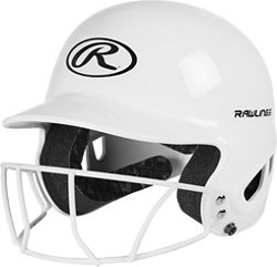 Kids' MLB-Style T-ball Batting Helmet with Face Guard