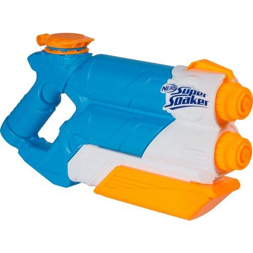 NERF Super Soaker Twin Tide Water Blaster