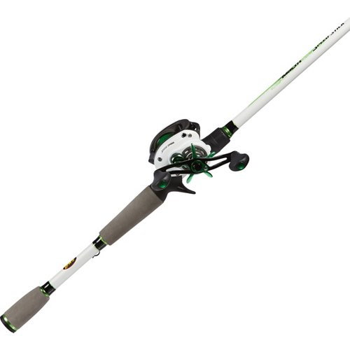 Lew's MACH 1 Speed Spool 7 ft 2 in MH Freshwater Baitcast Rod and Reel Combo