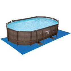 Bestway Rattan 10 Ft X 16 42 In Oval Pool Quick View