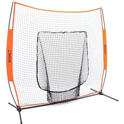 Big Mouth X 7 ft x 7 ft Portable Baseball Hitting Net