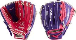 Mizuno Kids' Prospect 10 in Fast-Pitch Utility Glove