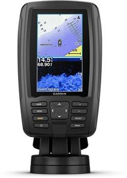 Garmin ECHOMAP Plus 43cv Sonar/GPS Chartplotter Combo