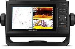 Garmin ECHOMAP Plus 64cv Sonar/GPS Chartplotter Combo