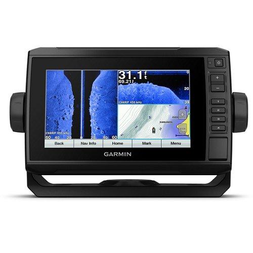 Garmin ECHOMAP Plus 73sv Sonar/GPS Chartplotter Combo